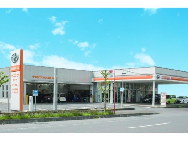 「茨城県」の中古車販売店「トヨタカローラ南茨城(株) つくばみらい店」