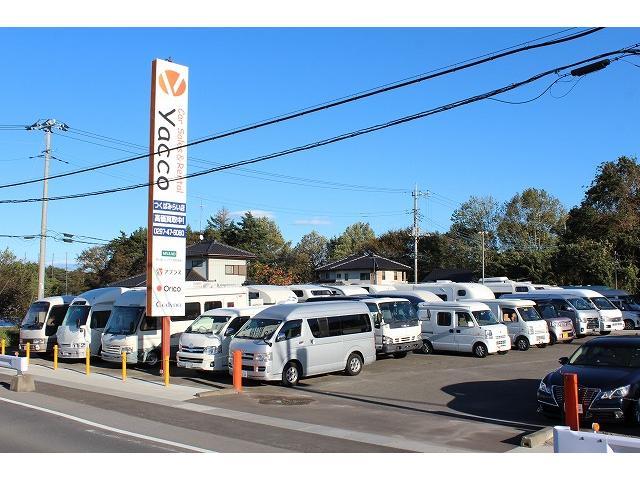 Car Sales yacco つくばみらい店 キャンピングカー レクサス 専門(1枚目)