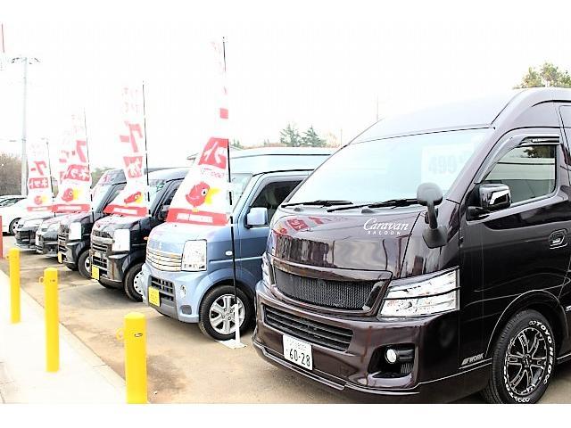 Car Sales yacco つくばみらい店 キャンピングカー レクサス 専門