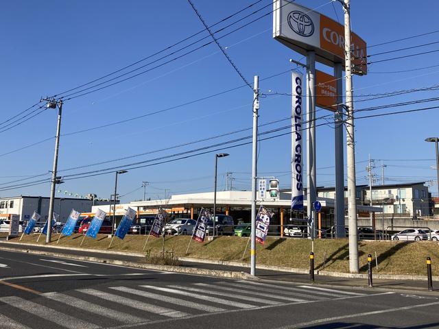 トヨタカローラ南茨城(株) ゆめみ野店