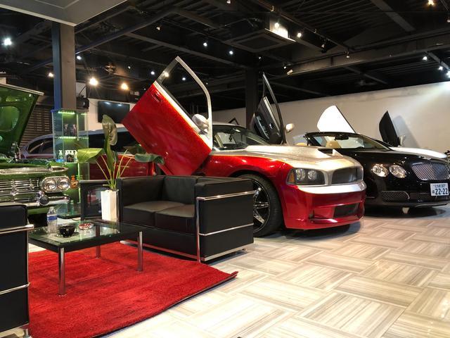 輸入車、国産車のことなら、当店にお任せください!