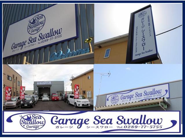 Garage Sea Swallow ガレージ シースワロー(2枚目)