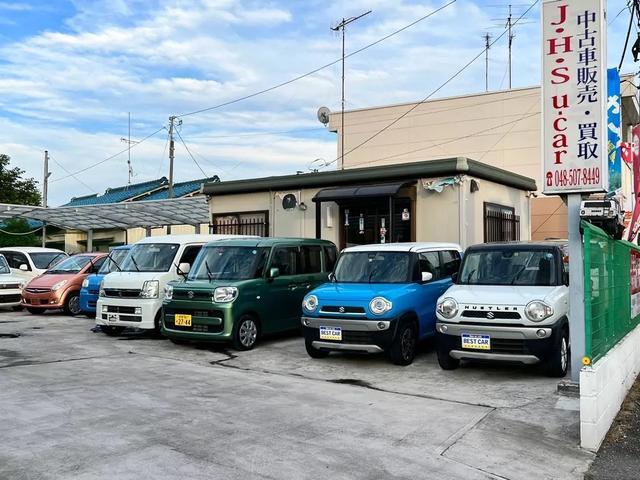 J・H・S used car(4枚目)