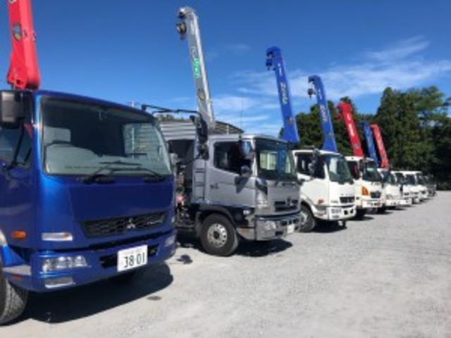 Car Sales yacco 高所作業車 積載車 クレーン車 ダンプ バントラ専門店(1枚目)