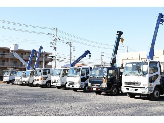 Car Sales yacco 高所作業車 積載車 クレーン車 ダンプ バントラ専門店(5枚目)