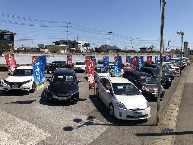 【お車販売】全車クリーニング済み!全車保証付き!