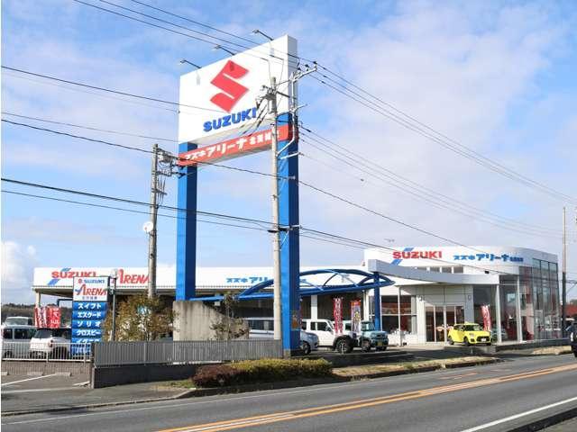 磯崎自動車工業株式会社 スズキアリーナ北茨城店