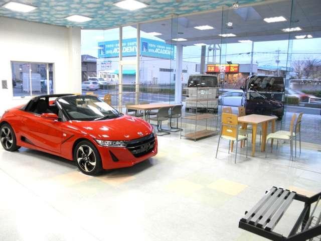 Honda Cars 栃木中央 高根沢中古車展示場(2枚目)