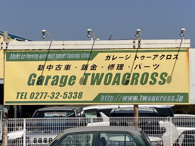 Garage TWOACROSS