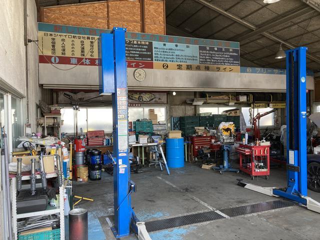 Garage TWOACROSS(3枚目)