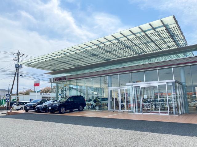 群馬トヨタ自動車(株)安中杉並木店(2枚目)