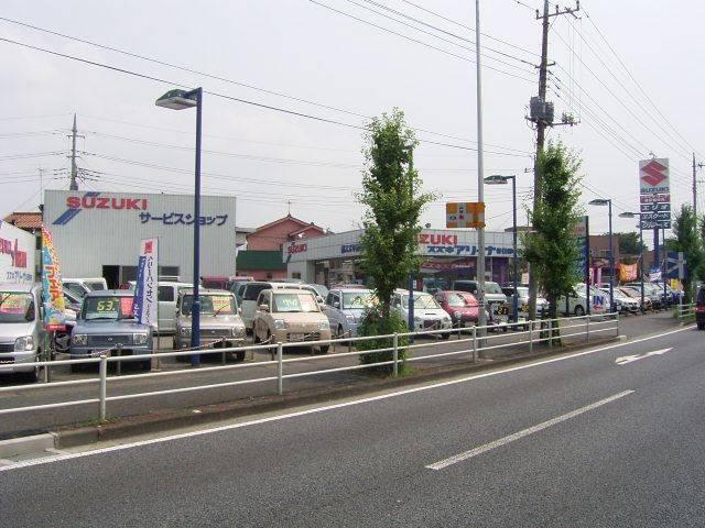 (株)スズキ自販関東 スズキアリーナ春日部中央