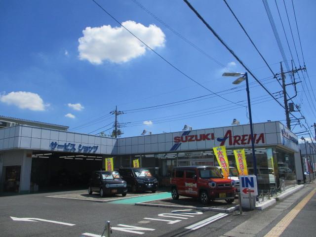 (株)スズキ自販関東 スズキアリーナ上尾(0枚目)