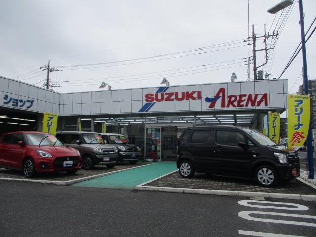 (株)スズキ自販関東 スズキアリーナ上尾(1枚目)