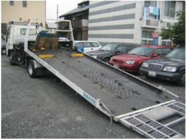 積載車のご用意もございますので、万が一のときにもすばやい対応が可能です!