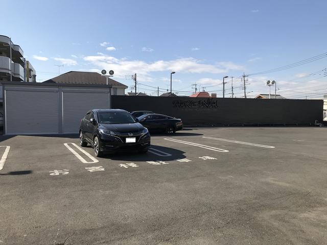 広々としたお客様駐車場完備