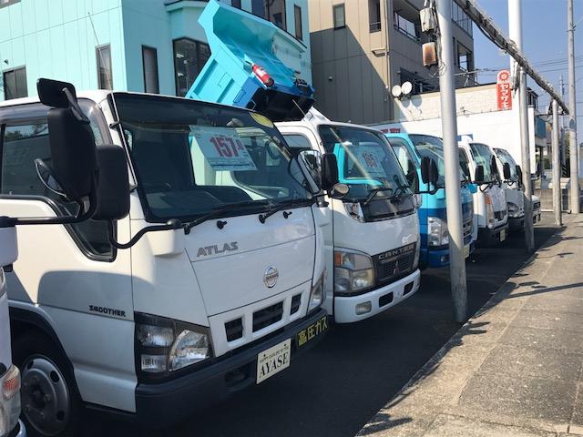 AYASE(株)アヤセ商事 トラック・バス・商用車専門店(2枚目)