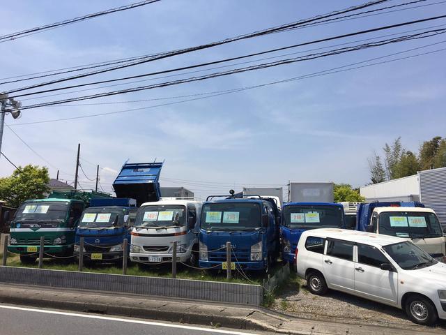 AYASE(株)アヤセ商事 トラック・バス・商用車専門店(4枚目)
