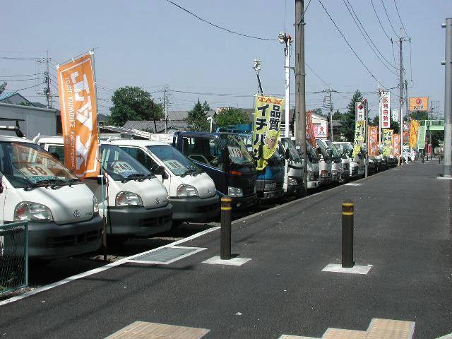 トラック市浦和店 玉利自販(株) (株)CTマート