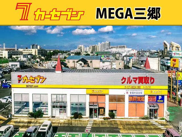 カーセブンMEGA三郷店 トーサイアポ(株)(1枚目)