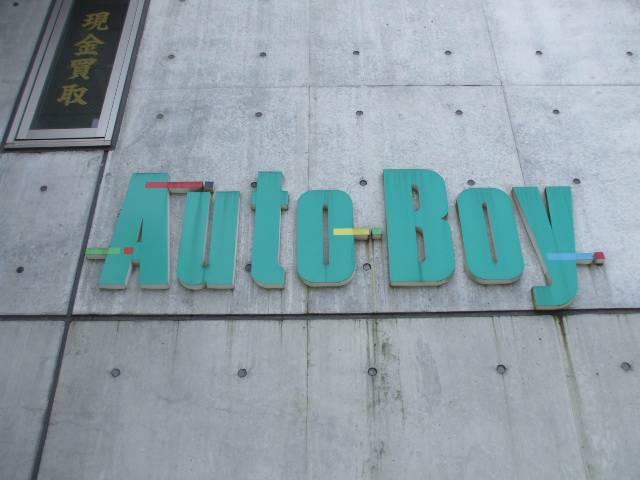 AutoBoy(2枚目)