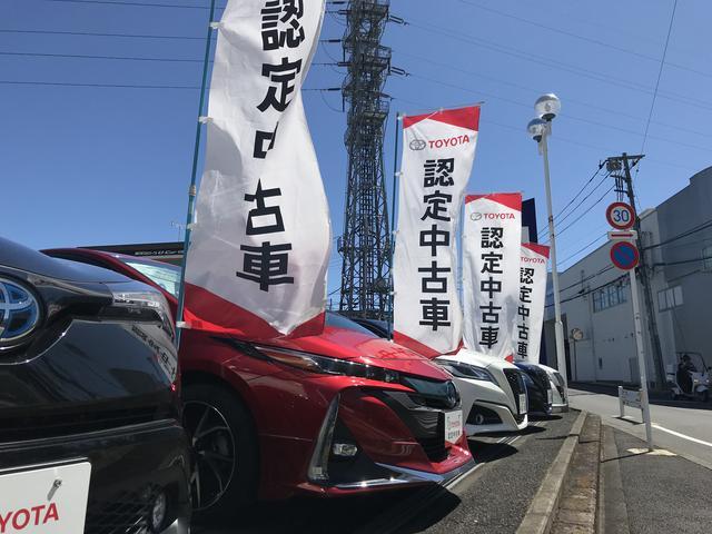 トヨタモビリティ東京(株)U-Car谷原目白通り店(4枚目)