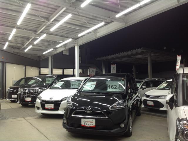 トヨタモビリティ東京(株)U-Car成城喜多見東店(4枚目)