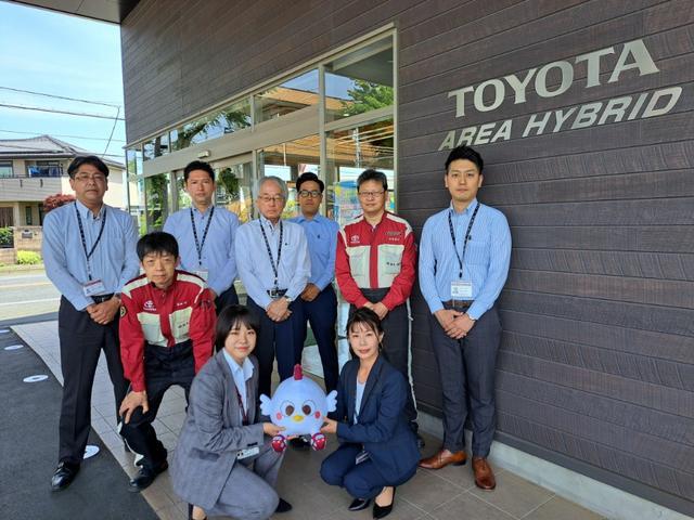 埼玉トヨタ自動車株式会社 浦和マイカーセンター(1枚目)