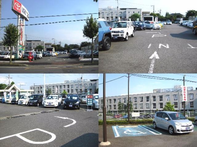 埼玉トヨペット(株) U-carランド 一平 東松山店(3枚目)