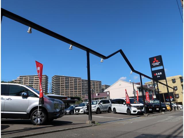 東日本三菱自動車販売(株) クリーンカー多摩(1枚目)