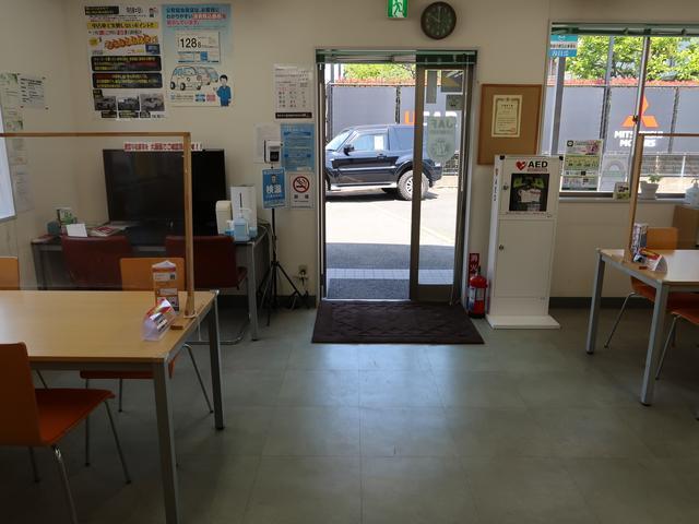 東日本三菱自動車販売(株) クリーンカー田無(6枚目)