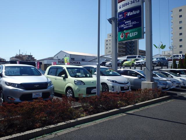 トヨタモビリティ東京(株)U-Car新小岩店(2枚目)