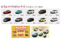 東京トヨタ自動車(株)  U−Car成城