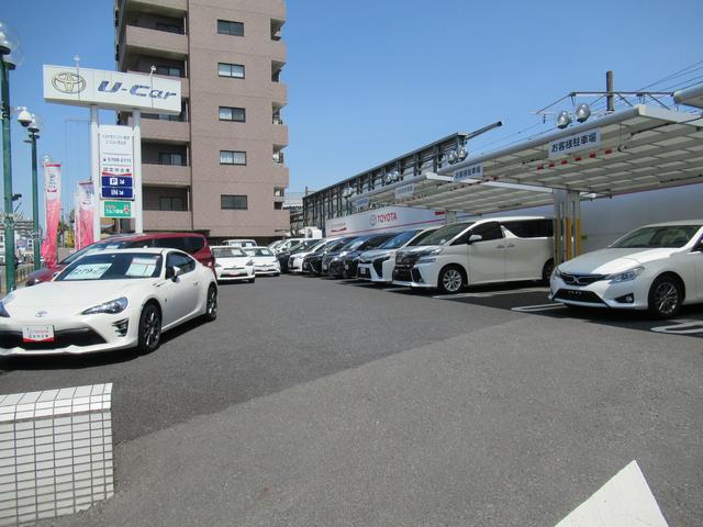 トヨタモビリティ東京(株)U-Car馬込店