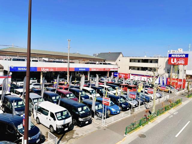 日産自動車販売株式会社 日産ステージ足立鹿浜(1枚目)