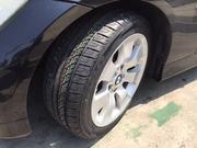 タイヤは車が地面と接する「足」になる部分です