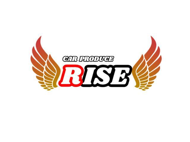 株式会社 RISE 企業ロゴ