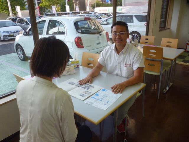 Honda Cars 東京 U-Select葛飾(6枚目)