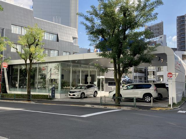 トヨタモビリティ東京(株)U-Car渋谷店