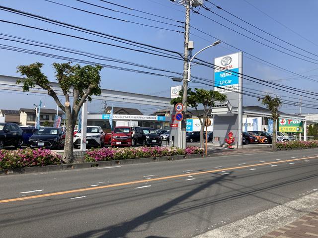 横浜トヨペット(株) 鴨宮UーCarセンター(1枚目)