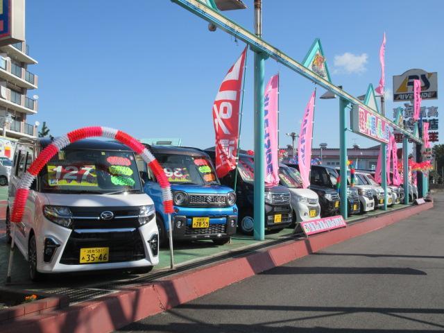 新型車が半額で乗れる専門店(株)リバーサイド エルザ246号店(2枚目)