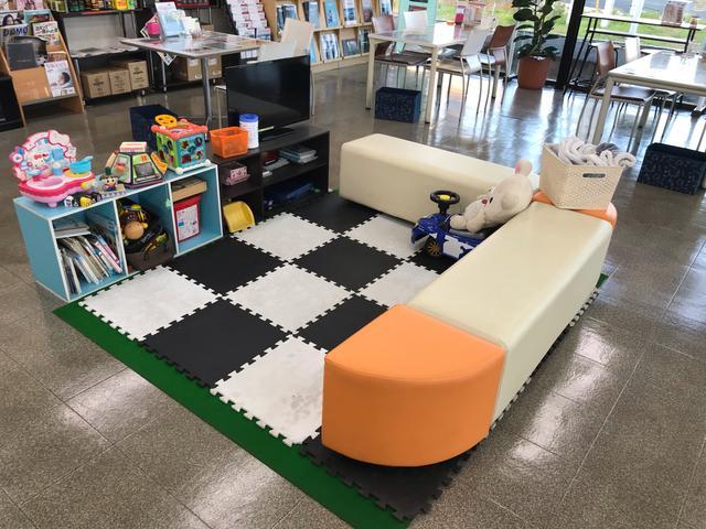 オニキス・フラット7 千葉16号 店内 キッズスペースも完備しています!