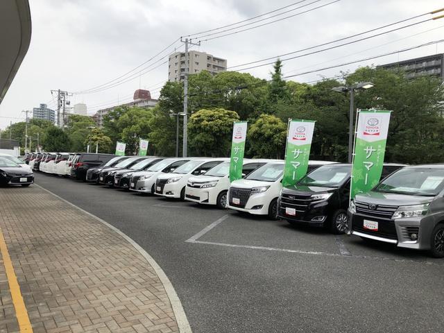 トヨタモビリティ東京(株)U-Car深川店(2枚目)