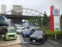 トヨタモビリティ東京(株)U-Car南大沢店