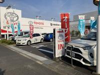 トヨタモビリティ東京(株)U-Car水元店