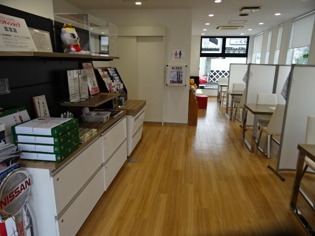 日産プリンス埼玉販売(株) スカイラインプラザ上尾中央(4枚目)