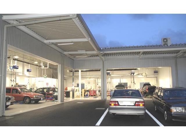 VOLVO SELEKT 東名横浜 アプルーブドカーセンター ボルボ・カー・ジャパン株式会社(6枚目)