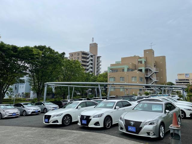 トヨタモビリティ神奈川 中古車タウン湘南(2枚目)