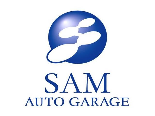 SAM AUTO GARAGE ロゴデザインについて
