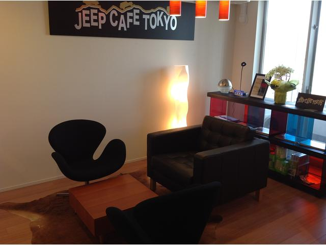 [東京都]JEEP CAFE TOKYO